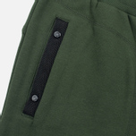 MA.Strum Rib Cuffed Hem Fleece Sweat Men's Trousers Kombu Green photo- 1