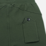 MA.Strum Rib Cuffed Hem Fleece Sweat Men's Trousers Kombu Green photo- 2