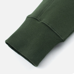 MA.Strum Rib Cuffed Hem Fleece Sweat Men's Trousers Kombu Green photo- 4