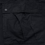 Мужские брюки Maharishi Cargo Track Black фото- 5