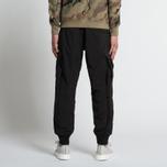 Мужские брюки maharishi Cargo Track Japanese Ripstop Nylon Black фото- 7