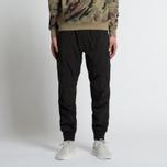 Мужские брюки maharishi Cargo Track Japanese Ripstop Nylon Black фото- 6