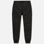 Мужские брюки maharishi Cargo Track Japanese Ripstop Nylon Black фото- 0