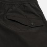 Мужские брюки maharishi Cargo Track Japanese Ripstop Nylon Black фото- 2