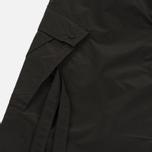 Мужские брюки maharishi Cargo Track Japanese Ripstop Nylon Black фото- 3
