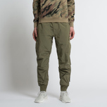 Мужские брюки maharishi Cargo Track Japanese Ripstop Nylon Maha Olive фото- 6