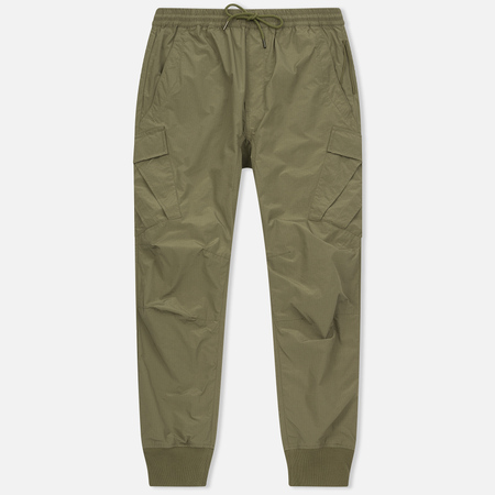 Мужские брюки maharishi Cargo Track Japanese Ripstop Nylon Maha Olive