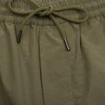 Мужские брюки maharishi Cargo Track Japanese Ripstop Nylon Maha Olive фото- 1