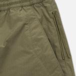Мужские брюки maharishi Cargo Track Japanese Ripstop Nylon Maha Olive фото- 4