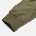 Мужские брюки maharishi Cargo Track Japanese Ripstop Nylon Maha Olive фото- 5