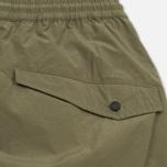 Мужские брюки maharishi Cargo Track Japanese Ripstop Nylon Maha Olive фото- 2