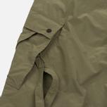 Мужские брюки maharishi Cargo Track Japanese Ripstop Nylon Maha Olive фото- 3