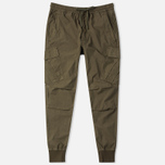 Maharishi Cargo Track Maha Men's Trousers Olive photo- 0