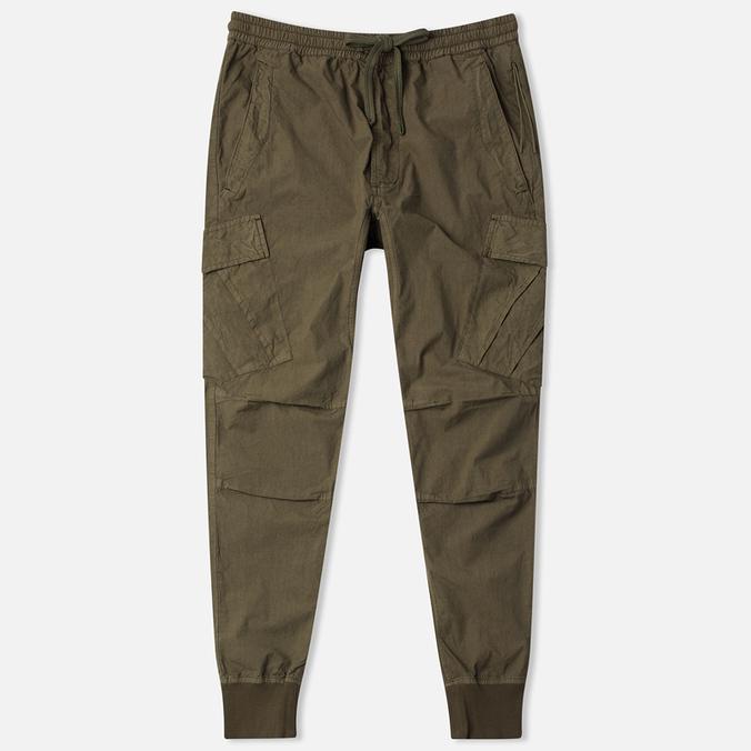 Мужские брюки Maharishi Cargo Track Maha Olive