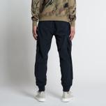 Мужские брюки maharishi Cargo Track Japanese Ripstop Nylon Navy фото- 7