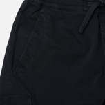 Мужские брюки maharishi Cargo Track Secure Zip Pocket Black фото- 1