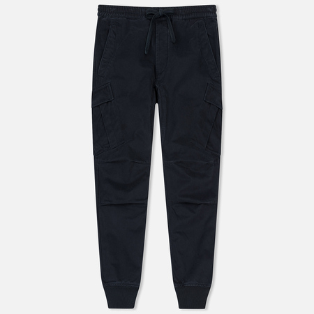 Мужские брюки maharishi Cargo Track Secure Zip Pocket Dark Navy