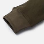 Мужские брюки maharishi Cargo Track Secure Zip Pocket Maha Olive фото- 4