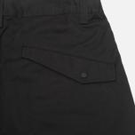 Мужские брюки Maharishi Custom Pocket Black фото- 1