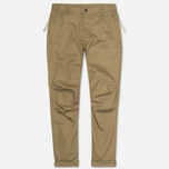 maharishi Custom Pocket Men's Trousers Maha Olive photo- 0