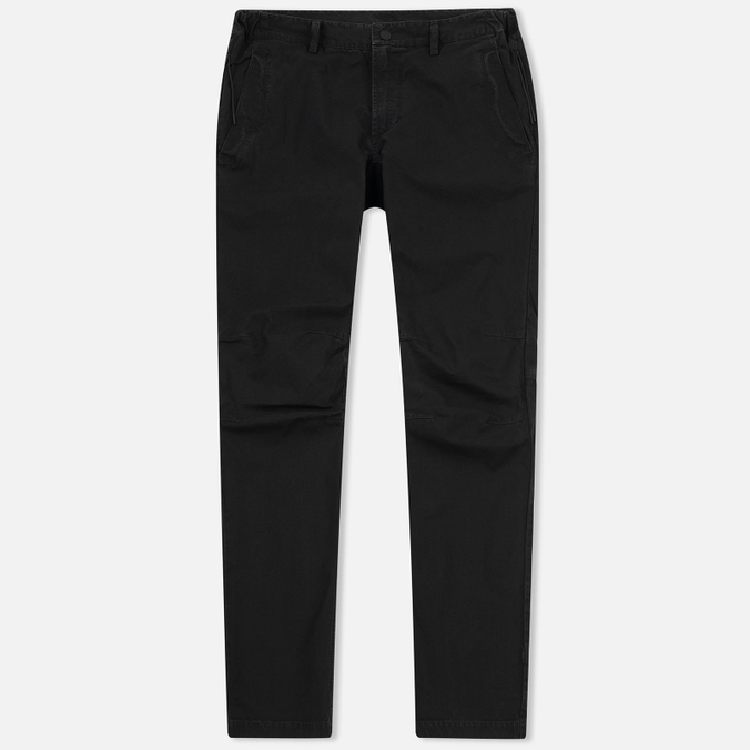 Мужские брюки maharishi Custom Secure Zip Pocket Black