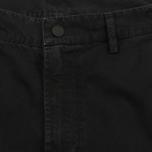 Мужские брюки maharishi Custom Secure Zip Pocket Black фото- 2