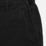 Мужские брюки maharishi Custom Secure Zip Pocket Black фото- 3