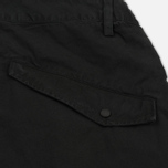 Мужские брюки maharishi Custom Secure Zip Pocket Black фото- 4