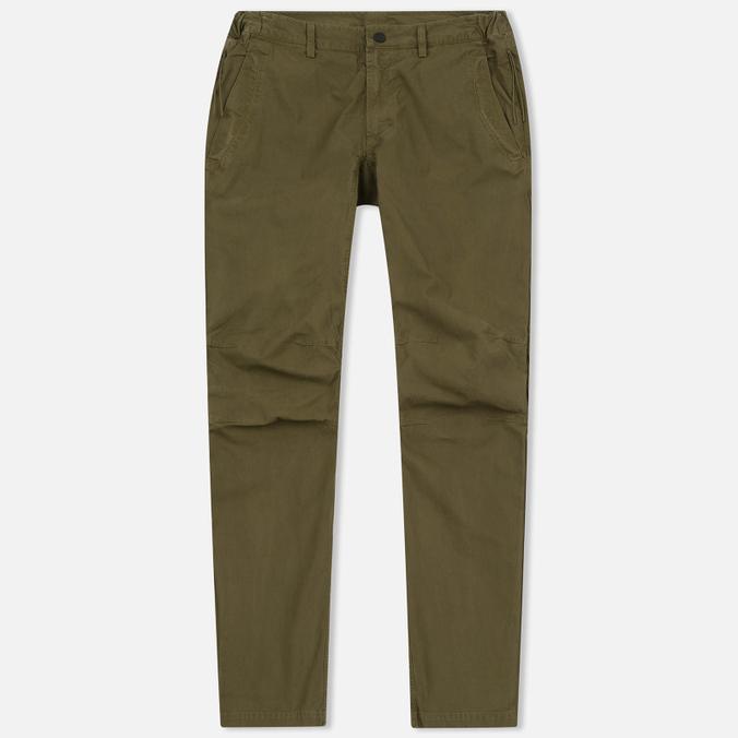Мужские брюки maharishi Custom Secure Zip Pocket Maha Olive