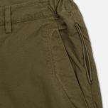 Мужские брюки maharishi Custom Secure Zip Pocket Maha Olive фото- 3