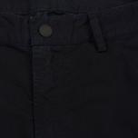 Мужские брюки maharishi Custom Secure Zip Pocket Navy фото- 2