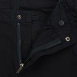 Мужские брюки maharishi Custom Secure Zip Pocket Navy фото- 1