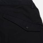 Мужские брюки maharishi Custom Secure Zip Pocket Navy фото- 4