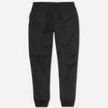 Мужские брюки maharishi Integrated Rib Black фото- 0