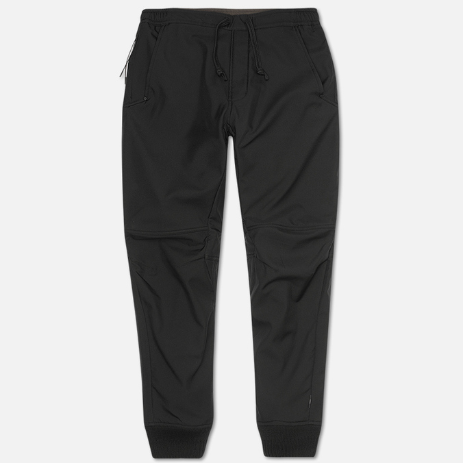 Мужские брюки Maharishi Integrated Rib Black