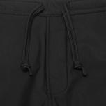 Мужские брюки maharishi Integrated Rib Black фото- 3