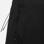 Мужские брюки maharishi Integrated Rib Black фото- 2