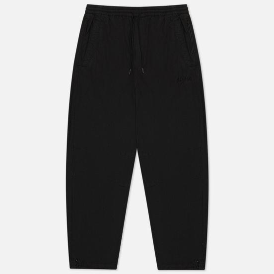 Мужские брюки maharishi Loose Fit Italian Joy Cotton Black