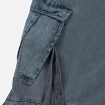Мужские брюки maharishi M65 Cargo Navy фото- 6