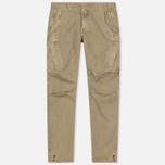 Мужские брюки maharishi M65 Cargo Sand фото- 0