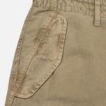 Мужские брюки maharishi M65 Cargo Sand фото- 3