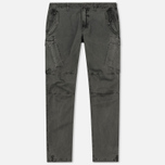 Мужские брюки maharishi M65 Cargo Washed Black фото- 0
