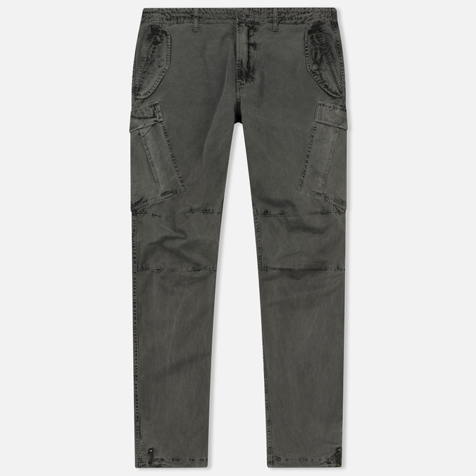 Мужские брюки maharishi M65 Cargo Washed Black
