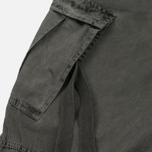 Мужские брюки maharishi M65 Cargo Washed Black фото- 5