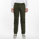 Мужские брюки maharishi MA Custom IMC Dark Olive фото- 6