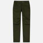 Мужские брюки maharishi MA Custom IMC Dark Olive фото- 0