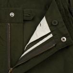 Мужские брюки maharishi MA Custom IMC Dark Olive фото- 2