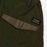 Мужские брюки maharishi MA Custom IMC Dark Olive фото- 5