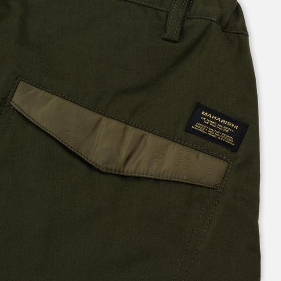 Мужские брюки maharishi MA Custom IMC Dark Olive