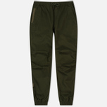Мужские брюки maharishi MA Track IMC Dark Olive фото- 0
